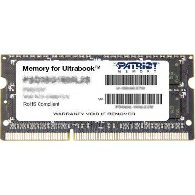 Patriot Signature DDR3 8GB 1600MHz PSD38G1600L2S