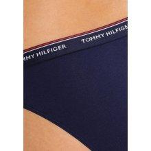 Tommy Hilfiger kalhotky Essentials bikini tmavě modré 3PACK bebe097498