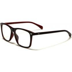 Specifikace černé nedioptrické brýle Nerd NERD009d - Heureka.cz 88eaa4902bb