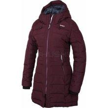 Husky Normy vínová zimní kabát