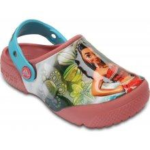 1eae22152c4 Crocs Dívčí sandály FunLab Odvážná Vaiana barevné