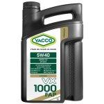 Yacco VX 1000 FAP 5W-40, 5 l