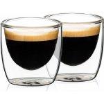 4Home Termo sklenice na espresso Hot&Cool 0,08l 2 ks