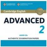 Cambridge English Advanced 2 Audio CDs (2)