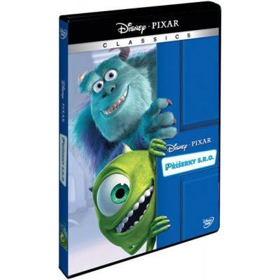 Příšerky s.r.o. DVD - neuveden