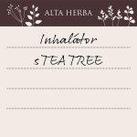 Alta Herba Inhalátor s TEA TREE 1ml