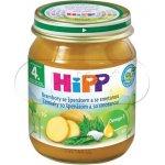 HIPP ZELENINA BIO Špenát s brambory a smetanou 125 g