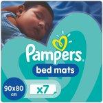 Pampers Bedmats 7 ks dětské podložky do postele