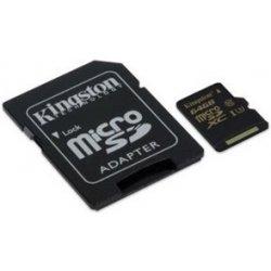 Kingston microSDXC 64GB UHS-I U3 SDCG/64GB