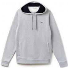 Lacoste Sweatshirt Classic silver chine SH2128 MNC ba8830ec072