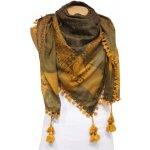 Indie Palestina Arafat Rayon zeleno-oranžový. 245 Kč 005140e9f9