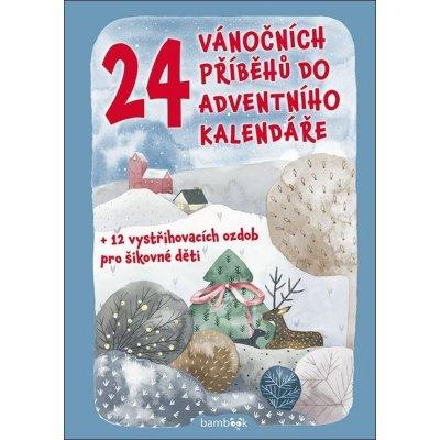 24 vánočních příběhů do adventního kalendáře - Petr Šilha