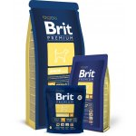 Brit Premium Junior M 15 kg