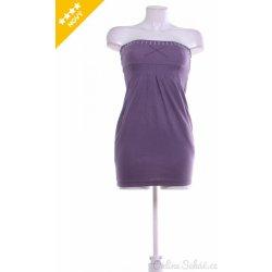 3c7af198403 Amisu dámské letní šaty fialová dámské šaty - Nejlepší Ceny.cz