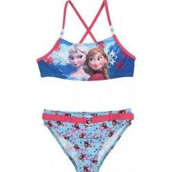 ce9af9055eb Dětské dívčí dvoudílné plavky Sun City dqe 1806 Frozen modré