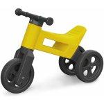 Teddies Funny Wheels 2v1 žluté