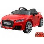 Toys24 elektrické autíčko Audi TT RS červené