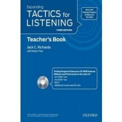 Tactics For Listening Teacher Book