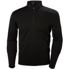 Helly Hansen Lifa Active 1/2 Z Black pánské funkční triko