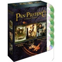 DVD film Pán prstenů: Trilogie DVD