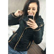 Bolf dámská zimní bunda černá