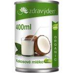 Aspen team Kokosové mléko Organic 400 ml