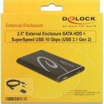 Externí box Delock 42586