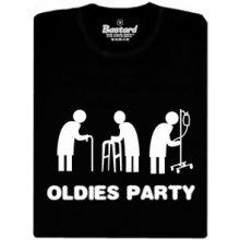Bastard Oldies party Black