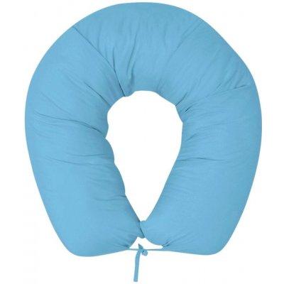 shumee Těhotenský polštář světle modrý 40x170