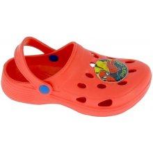 Disney by Arnetta Chlapecké sandály Spiderman červené