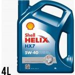 Shell HELIX HX7 5W-40, 4 l