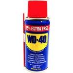 WD-40 100 ml +25% 125 ml