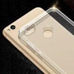 Pouzdro SES Ultratenké silikonové Xiaomi Redmi 4X Global - čiré