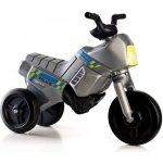 Yupee Enduro Police malé stříbrné