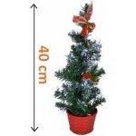 Vánoční stromek s osvětlením 40 cm