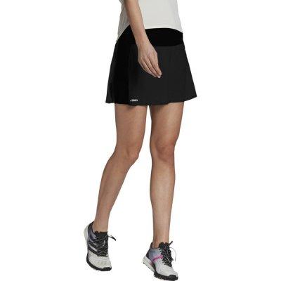 Performance dámská sukně černá / bílá