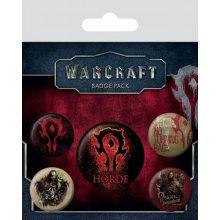 Přívěsek na klíče Gumová World of Warcraft Horda