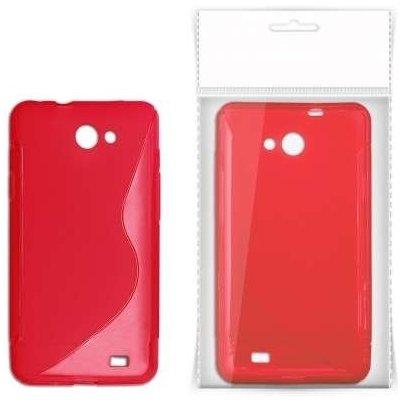 Pouzdro S-CASE HUAWEI Ascend P1 červené