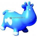 Skákací zvířátko BETSY - kravička modrá