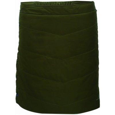 2117 Of Sweden Klinga zatepelná sukně army green