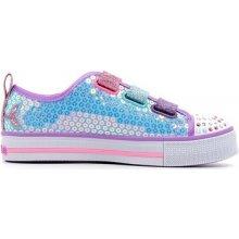 Skechers Twinkle Toes Twinkle Lite - Mermaid Magic ruznobarevne 711d5f54ae