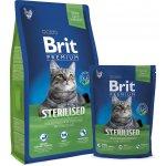 Brit cat Premium Sterilised 8 kg