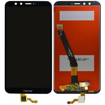 Huawei Honor 9 lite lcd displej + dotykové sklo - Bílá