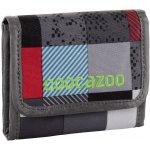 CoocaZoo Peněženka CashDash Checkmate blue red