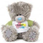 Medvídek Me to You 18 cm Vše nejlepší k narozeninám
