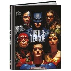 Liga spravedlnosti (Justice League) - Blu-ray 3D + 2D Digibook (2 BD)