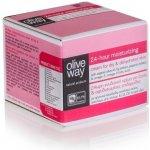 Oliveway 24-hodinový hydratační krém pro suchou a dehydratovanou pokožku 60 ml