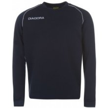 Diadora Madrid SweaT Shirt Mens Dark Blue