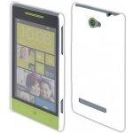 Pouzdro Coby Exclusive HTC Windows Phone 8S bílé