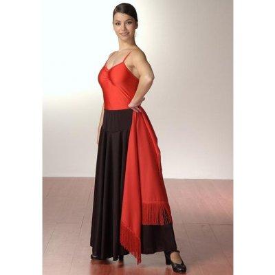 Intermezzo Faldasayo flamenco sukně 7720 černá